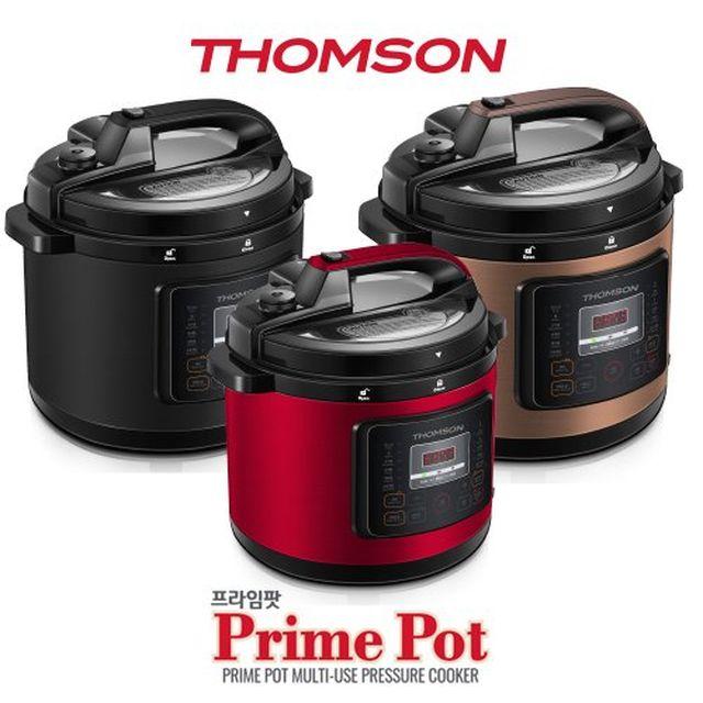 [THOMSON] 톰슨 멀티 압력 쿠커 프라임팟