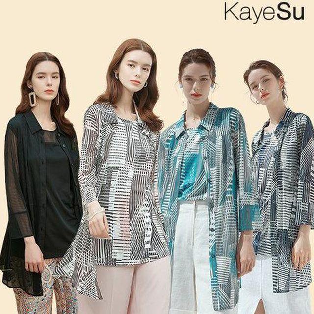 [Kayesu] 케이수 썸머 앙상블 세트 4종