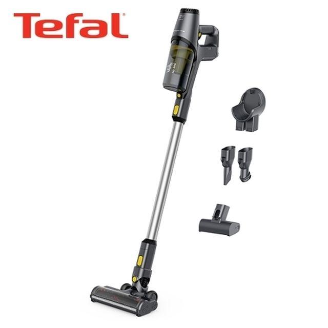 테팔 무선청소기 3.60 에이블 + 스틸거치대