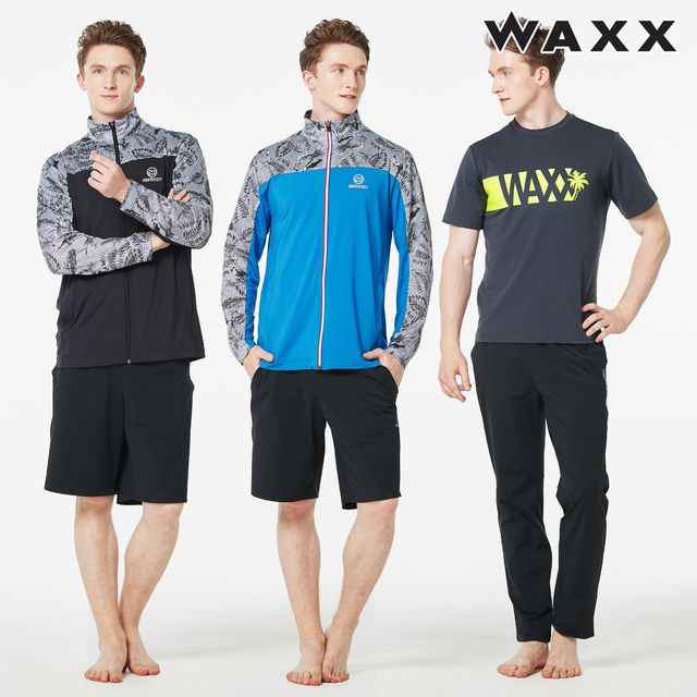 WAXX 왁스 썸머 이지웨어 4종 SET 남성