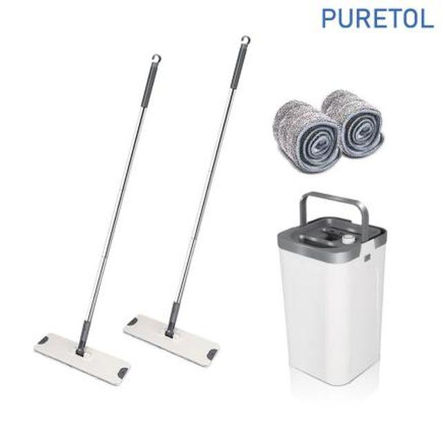 [퓨어톨]오수분리 청소밀대세트