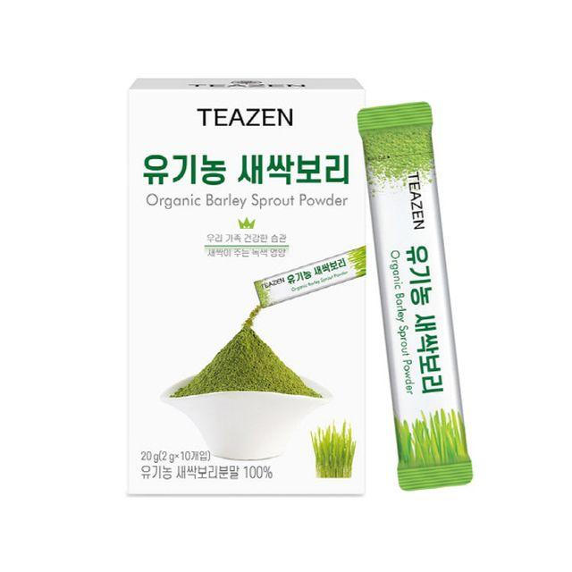 티젠_유기농새싹보리 200포(10스틱*20개입)
