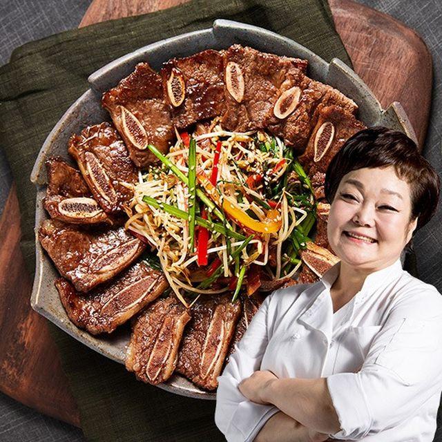 이혜정의 맛있는 LA양념갈비 7팩 총3.5kg