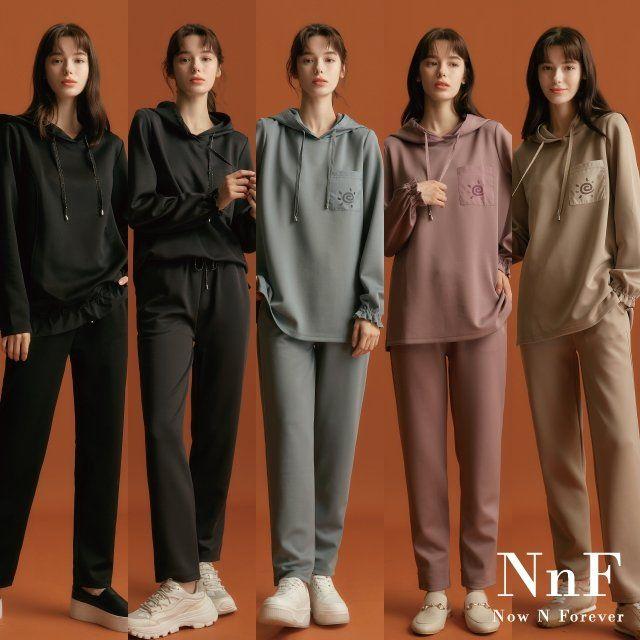 21FW NnF 여성 원마일웨어 4종