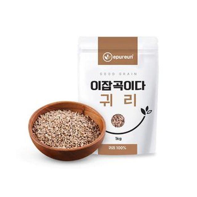 이잡곡이다 국내산 강진 쌀귀리 10kg/총 10팩