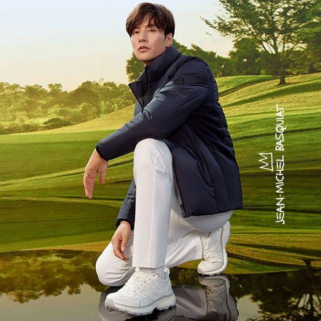[온플][바스키아X원빈] 21FALL 퍼포먼스 스니커즈 남성