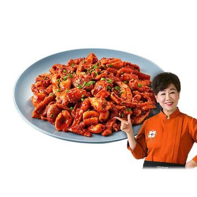 김선영 한돈 오징어 불고기 300gX10팩