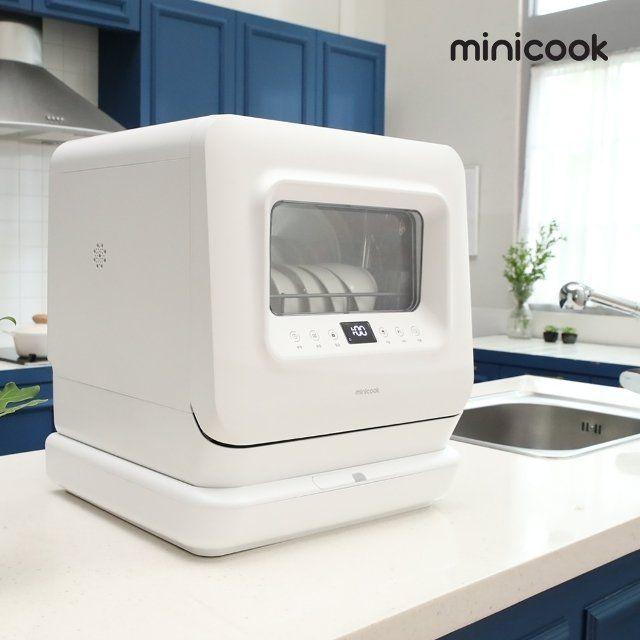 미니쿡 무설치 식기세척기 TDW500(경품O)