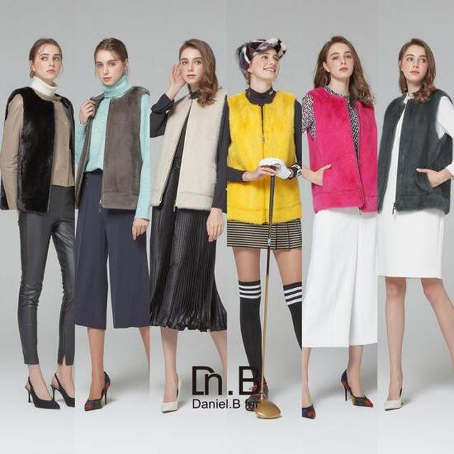 [Dn.B Fur] 디앤비퍼 풀스킨 휘메일 트렌디 베스트 1종