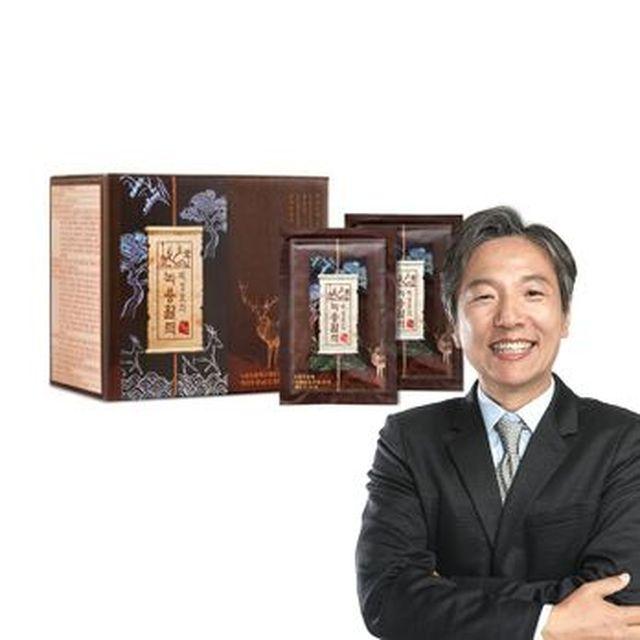 (일)박경호의 녹용활력 명작 6박스/총 120포